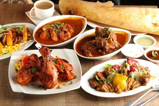 Veg Non Veg Indian Restaurant In Taipei Taiwan Picture