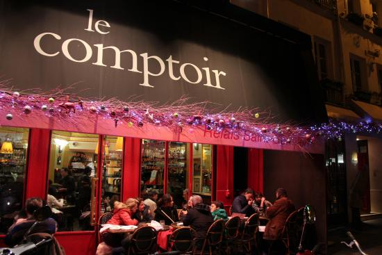 Picture of le comptoir paris tripadvisor - Le comptoir de l arc paris ...
