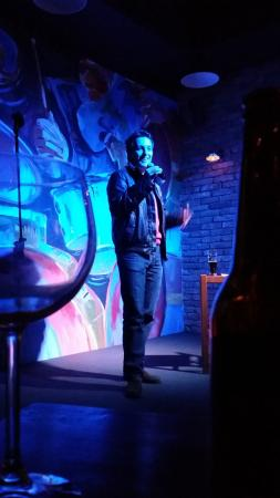 Domzale, Eslovenia: Stand up comedy