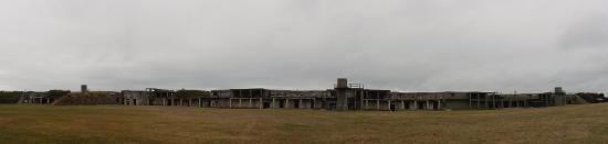 Coupeville, WA: Here is the Fort