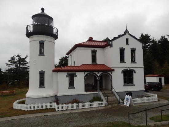 Coupeville, WA: Admiralty Head Lighthouse