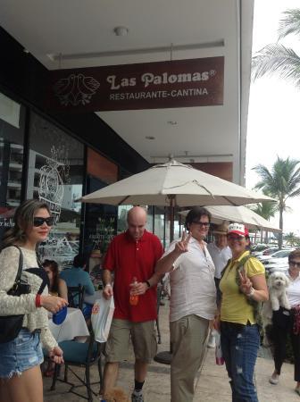 Las Palomas Nima Bay: Las palomas