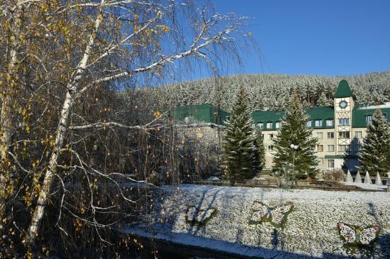 Altai West Hotel