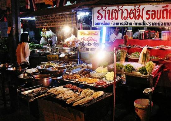Go Beyond Asia: Food on show in Chinatown Bangkok