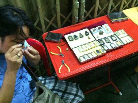 Go Beyond Asia: Pass the amulet market
