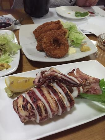 Mikawa japanese restaurant bandung ulasan restoran for Asian cuisine athens al
