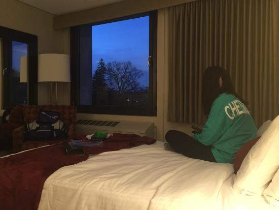 Hotel UMass: photo1.jpg