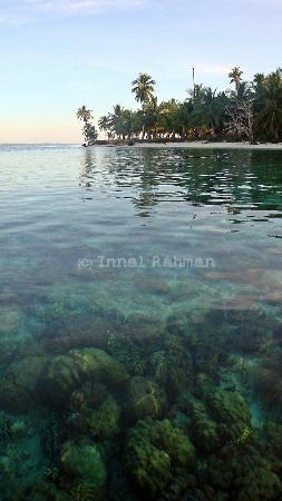 Kaniungan Besar Island