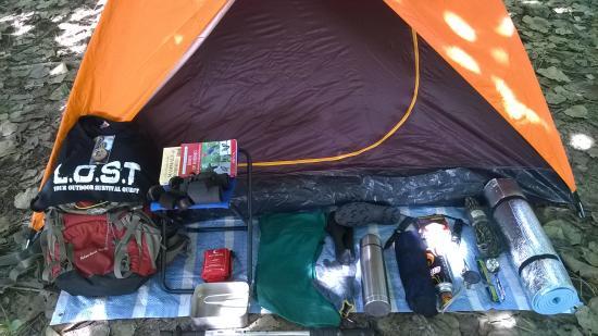 L.O.S.T Borneo - Jungle Trekking Specialist: All outdoor equipment