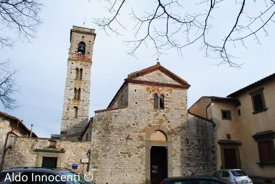 Pieve Di Sant'Alessandro a Giogoli