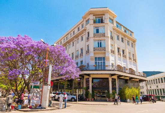 Photo of Hotel du Louvre Antananarivo