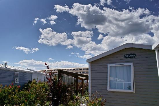 Centre Naturiste Rene Oltra: clouds