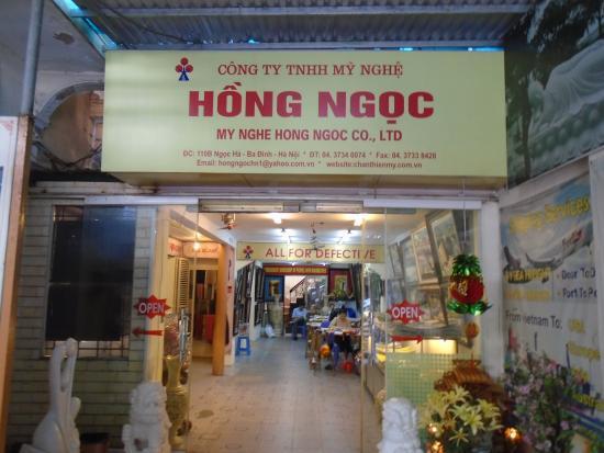 Interesting Loca Handicrafts Review Of Hong Ngoc Shopping Centre