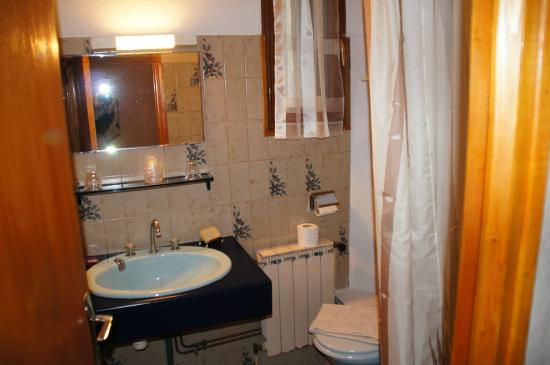 Freissinieres, Francia: Salle de bain