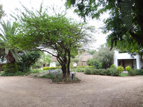 Addo, Sudafrica: The dining room