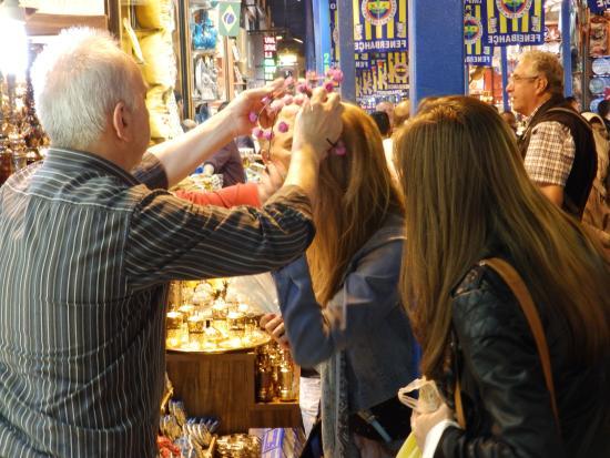 Grand Bazaar (Kapali Carsi) - Picture of Grand Bazaar (Kapali Carsi), Istanbu...