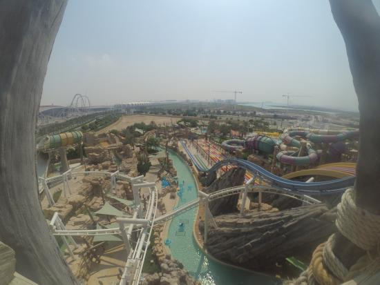 way to dawama - Bild von Yas Waterworld Abu Dhabi, Abu ... Yas Waterworld Dawama