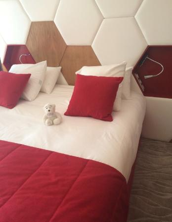 Hotel-Spa Royal Ours Blanc: Ma chambre