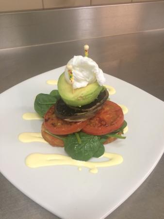 Cafe bean: Vege Breakfast Stack