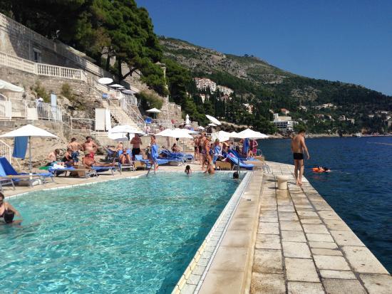 Pool Picture Of Grand Villa Argentina Dubrovnik