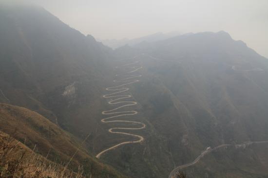 Qinglong County, China: 二十四道拐周辺