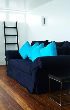 Tri Trang 5 Star Apartments: Lounge area