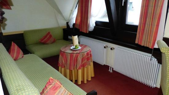sitzecke bild von hotel sackmann baiersbronn tripadvisor. Black Bedroom Furniture Sets. Home Design Ideas