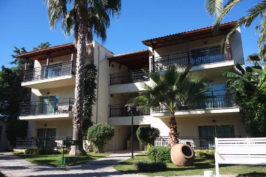Paloma Oceana Resort Two Bedroom Apartment Bungalow