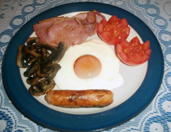 Arrandale Guest House: Varied choice for breakfast, included in the price