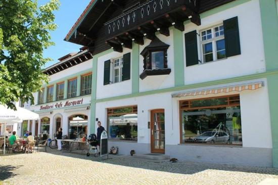 Marquartstein, Alemania: D74 - Café Marquart