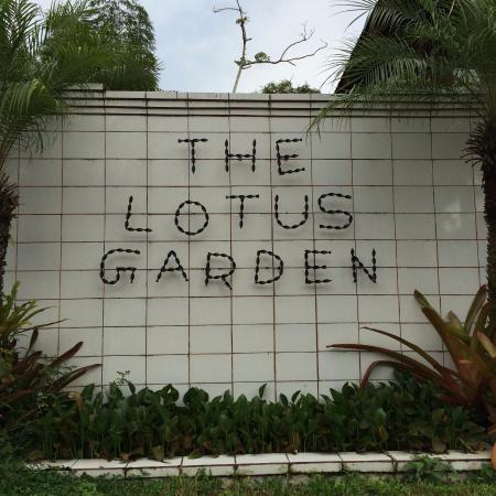 The Lotus Garden: De voorkant van het hotel