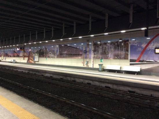 Binari foto di stazione alta velocit torino porta susa - Orari treni milano torino porta susa ...