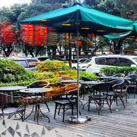 Sunwen West Road Pedestrian Street
