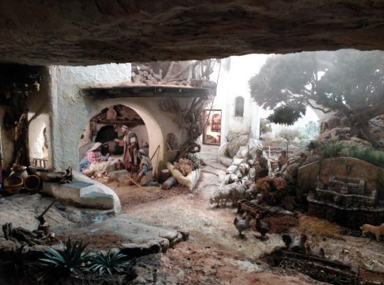 Arcos de la Frontera, España: Portal de Belen