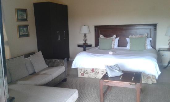 Addo, África do Sul: the bedroom