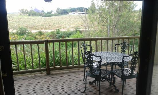 Addo, África do Sul: the deck