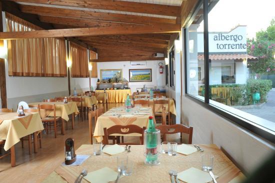 Albergo al Torrente: Sala ristorante