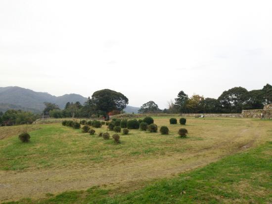 Yamanaka Palace Remains