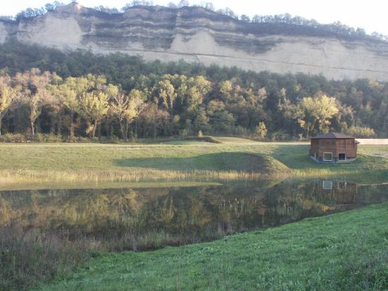 Province of Bologna, İtalya: L'Oasi San Gherardo - Sasso Marconi