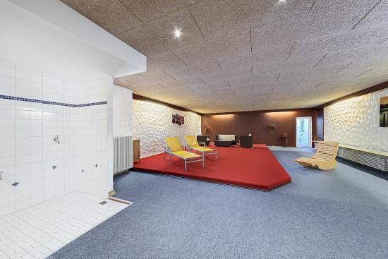 Erkheim, Niemcy: Ruheraum Sauna