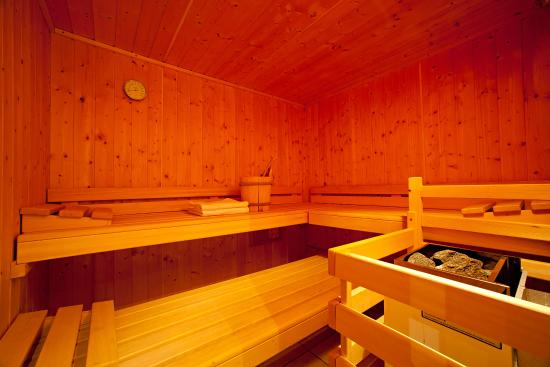 Erkheim, Germany: Sauna