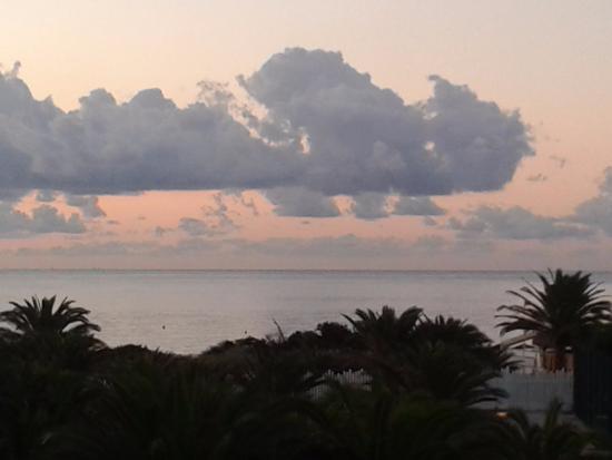 Grand Palladium Palace Ibiza Resort & Spa: Camera vista mare