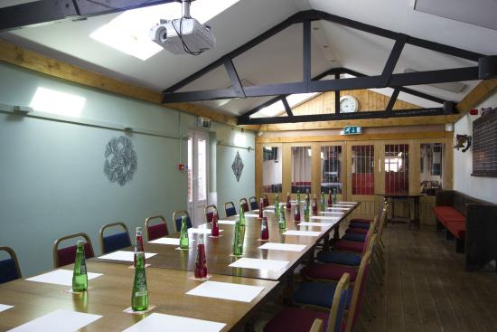 The Tudor Arms Lodge: Skittle Alley Conference Room