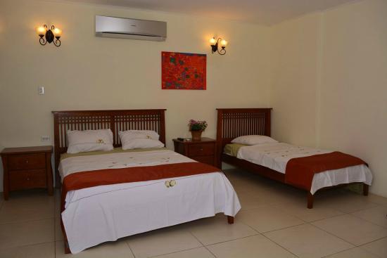 Hidden Eden Aruba: Blue Agave Deluxe  Double Room
