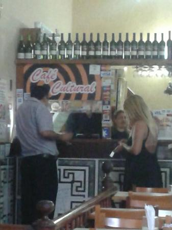 Cafe Cultural Gomes Freire