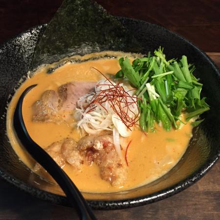 Kuro no Bo: 味噌ラーメン
