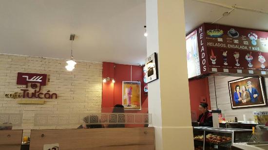 Cafe Tulcan