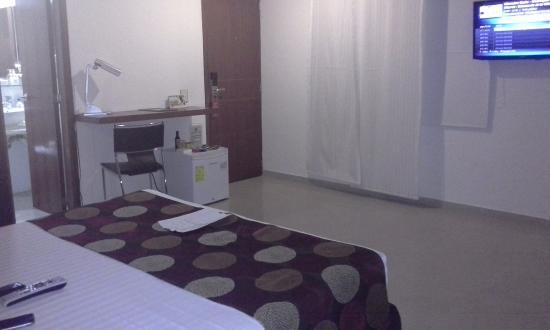 Hotel MS CHipichape : Habitacion2