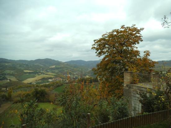 panorama - Foto di La Terrazza del Subasio, Assisi - TripAdvisor