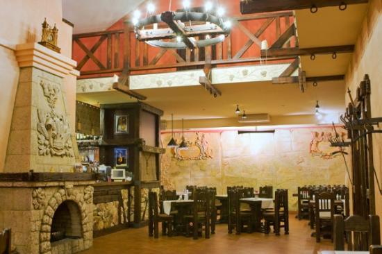 Ognem i Mechom Restaurant